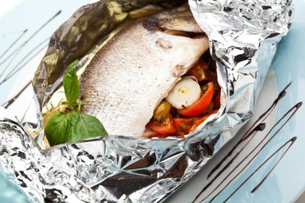 Омуль рыба рецепт